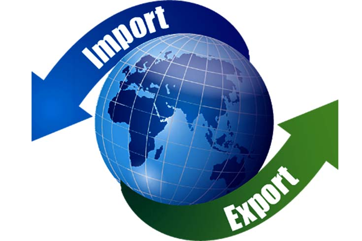 import and export african product warehouse